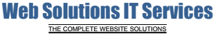 Web Solutions IT Services